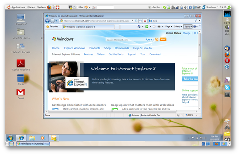 VirtualBox - Seamless Mode | V-Pulse