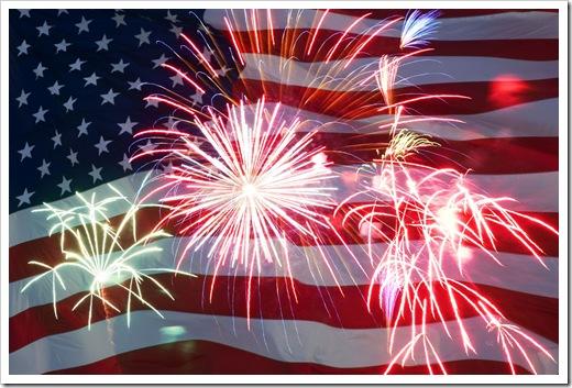 4thJuly-flag-fireworks