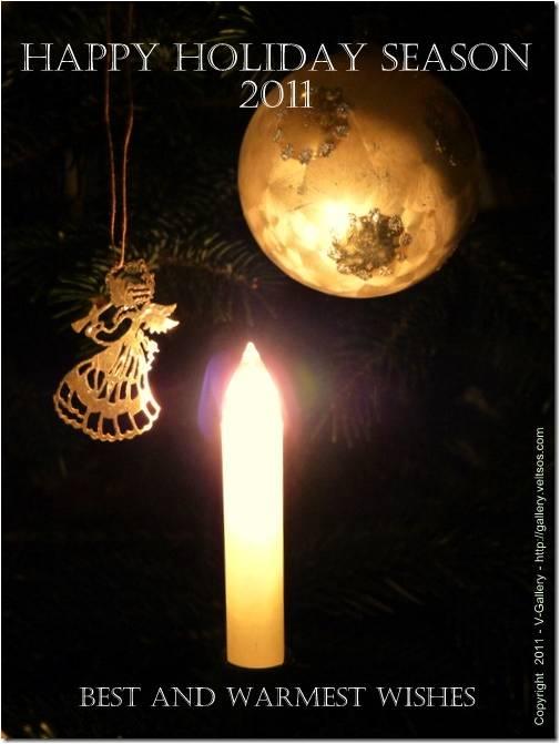 Happy Holiday Season 2011